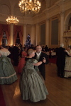 Rochester Dickensian Christmas - the Mistletoe Ball