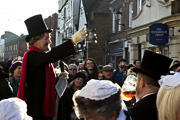 Image from Rochester Dickensian Christmas Festival 2014, linking to a larger image