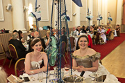 Image of the Rochester Dickens Festival Summer ball