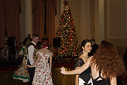 Image from The Mistletoe Ball at the Dickensian Christmas 2017, linking to a larger image