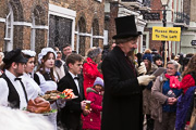 Image from The Mistletoe Ball at the Dickensian Christmas 2016, linking to a larger image