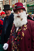 Image from Rochester Dickensian Christmas 2017, linking to a larger image