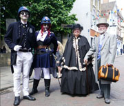 Image from The Rochester Dickens Summer Festival 2017, linking to a larger image