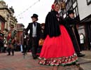 A photograph from the Rochester Dickensian Christmas Festival 2013 by Eric