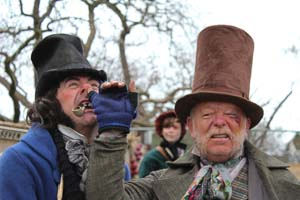 Image of Rochester Dickensian Christmas Festival 2015 by Graham Niblock