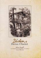 Image of the front cover of 'Dickens Swiss Chalet' by John Knott